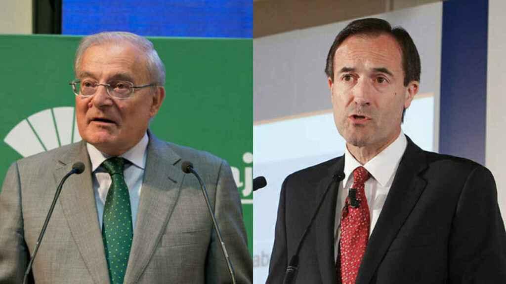 Manuel Azuaga y Manuel Menéndez-Menéndez.