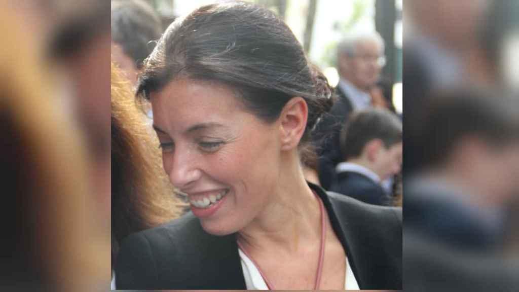 Bárbara Aspicheta Celaá, hija de la ministra.