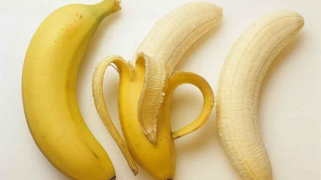 El plátano es un alimento rico en potasio