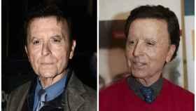 José Ortega Cano en montaje JALEOS de su antes y después.