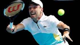 Roberto Bautista, en el Open de Australia
