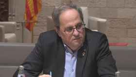 El presidente de la Generalidad, Quim Torra.