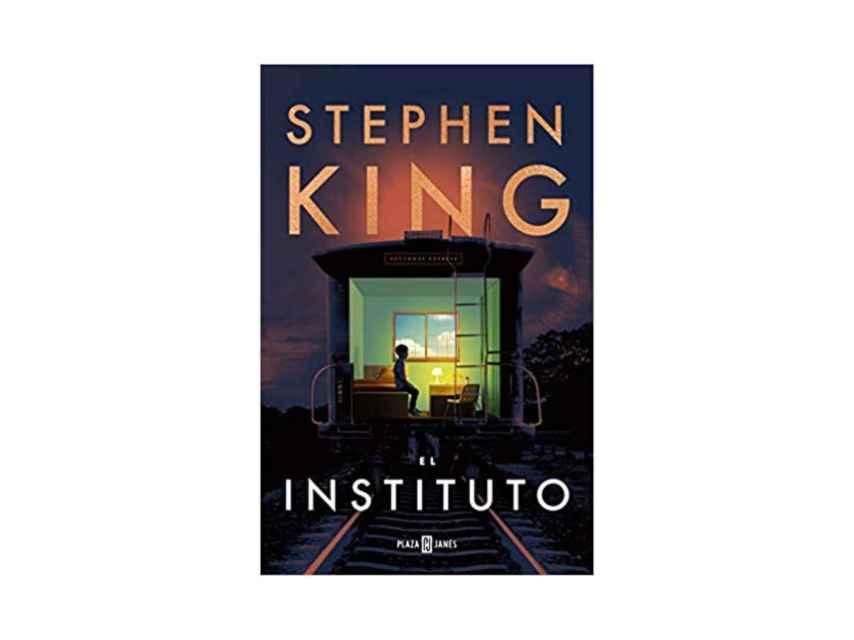 'El Instituto' de Stephen King, libro destacado de la semana