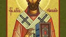 San Timoteo.