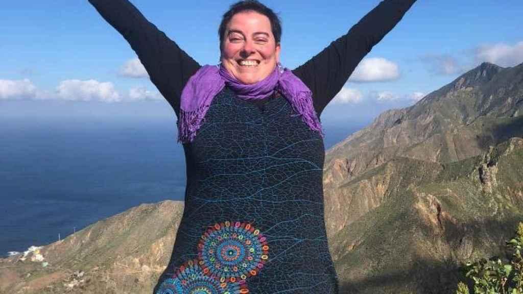 Cristina es educadora infantil y vive en Santa Cruz de Tenerife.