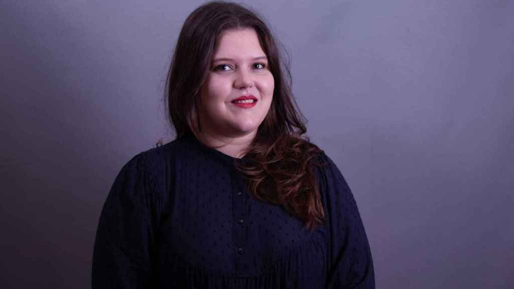 María José vive en Coruña y trabaja con varias asociaciones pro LGTBIQ+.