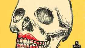 El Novio de la Muerte, ilustrada.