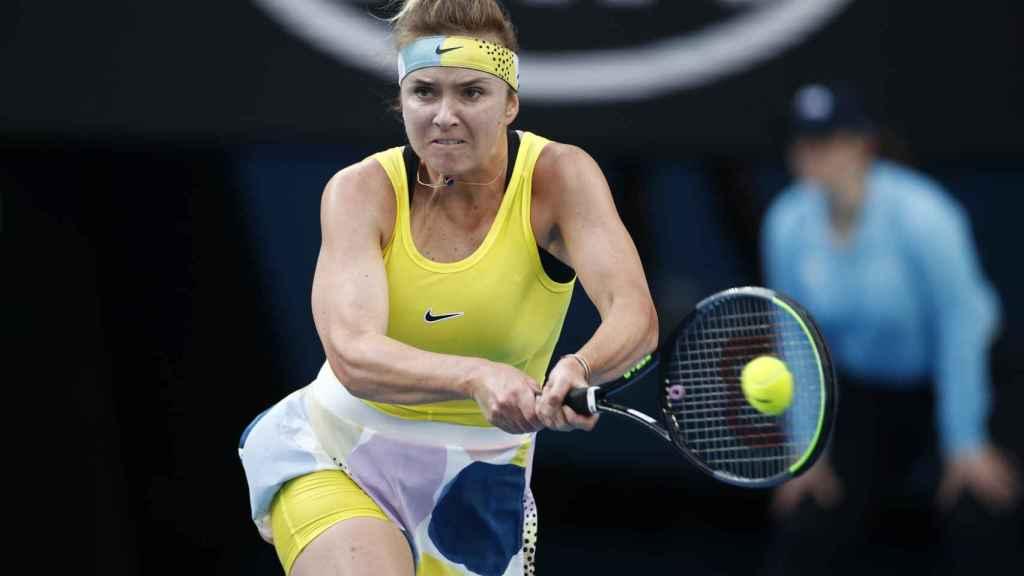Svitolina frente a Muguruza en el Open de Australia