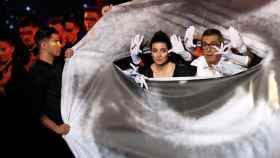 Audiencias: Los Goya repiten los buenos datos de 2019