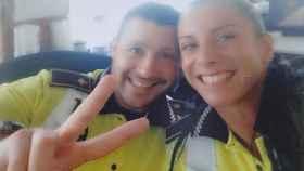 Rosa Peral y Albert López,  trasladaron el cadáver en el maletero de un coche al pantano.