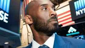 Kobe Bryant en el NYSE