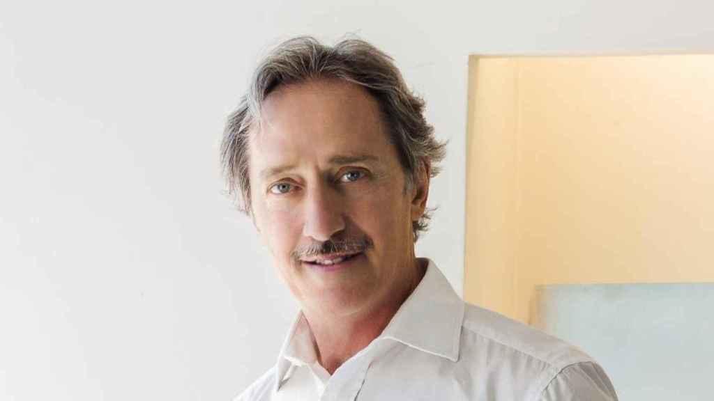 El diseñador Roberto Torretta.