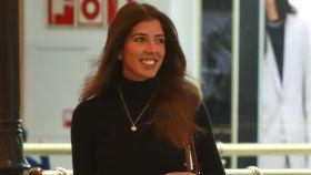 Karelys Rodríguez en una imagen reciente tras su regreso a España.