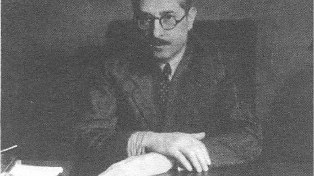 Juan Luis Beigbeder.