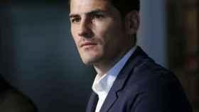 Iker Casillas en un acto