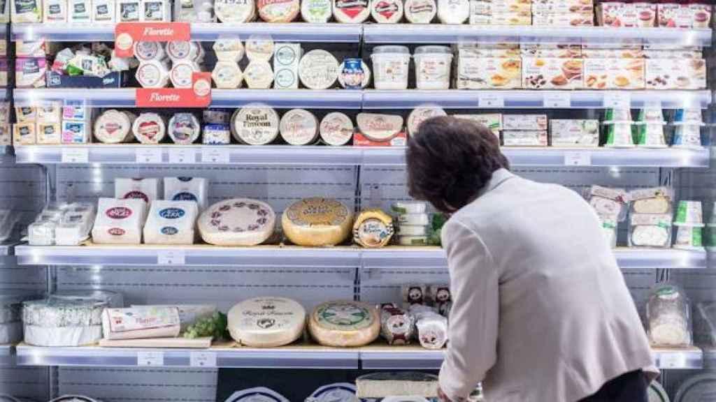 Un celiaco se gasta entre mil y 1.600 euros cuando va al supermercado.