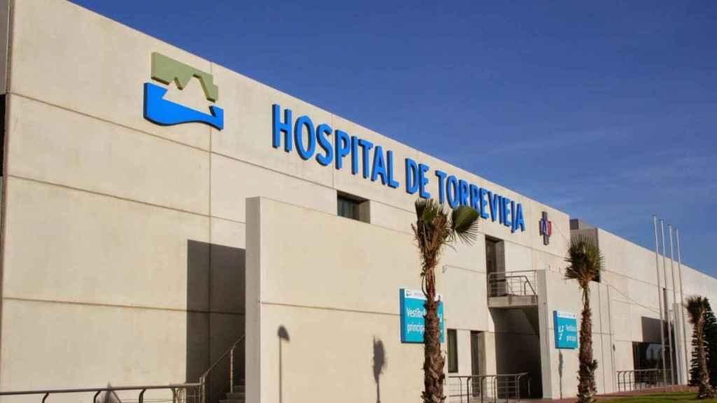 Hospital Universitario de Torrevieja.