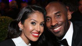 Kobe Bryant y su mujer Vanessa