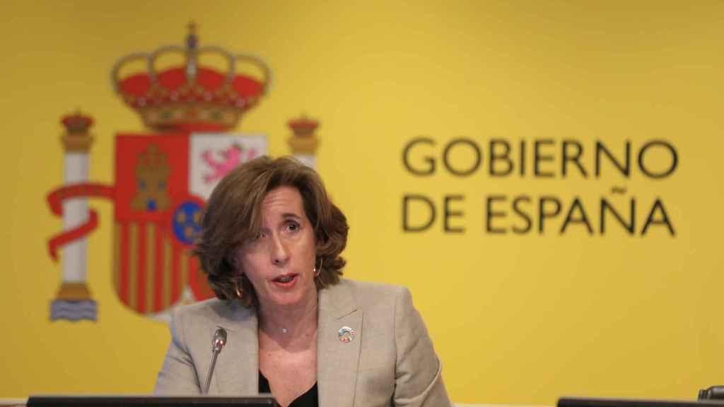 Ana de la Cueva, secretaria de Estado de Economía.