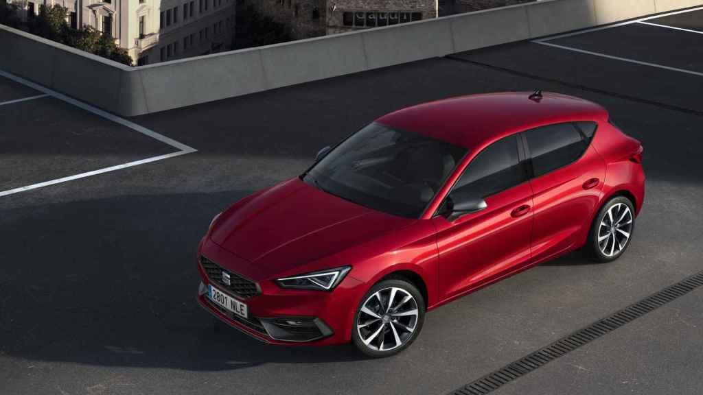 Imagen de la cuarta generación del Seat León.