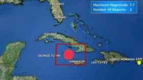 Alerta de tsunami en Cuba, Jamaica e Islas Caimán tras un terremoto de magnitud 7,7 en el Caribe