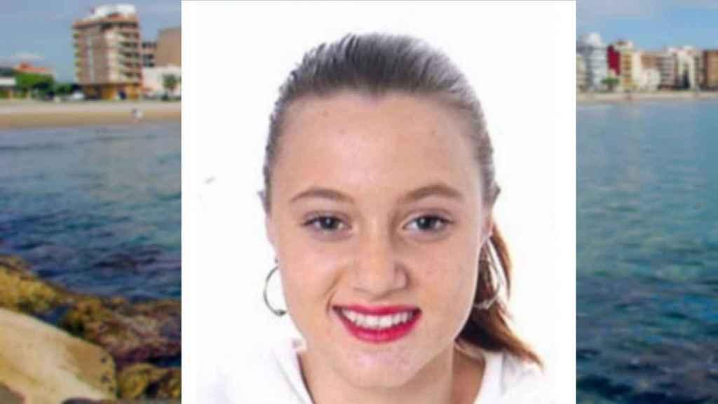 Jennifer Fernández, la menor de 16 años desaparecida en Burriana (Castellón).
