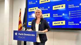 Maria Senserrich, nombrada sustituta de Torra por la Junta Electoral de Barcelona.