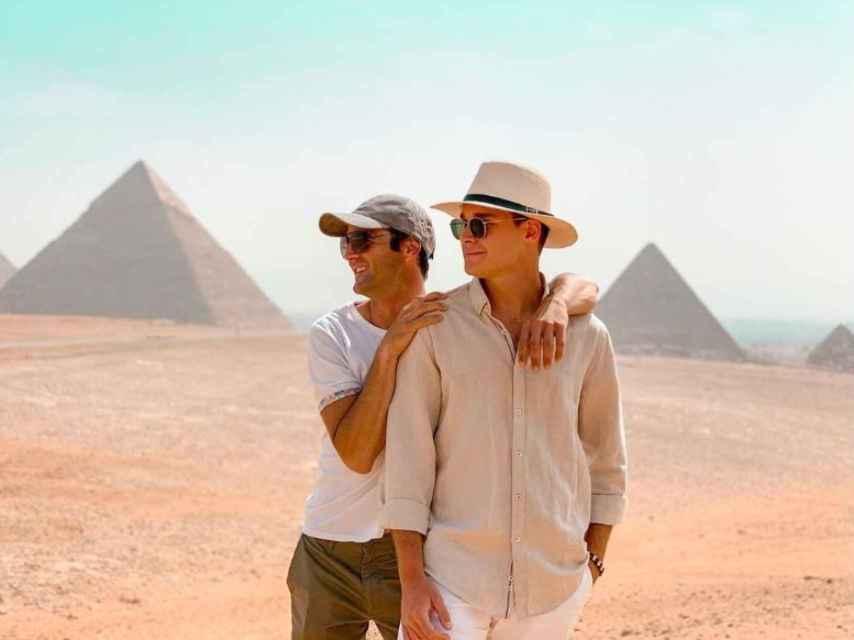 José Bono y Aitor Gómez lucirán trajes hechos a medida de Scalpers el día de su boda.