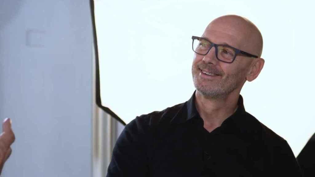 Pepe Castro durante su entrevista a Fernando Romay.