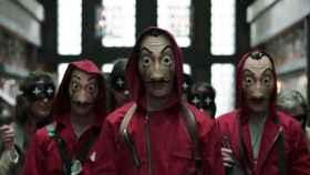 Imagen de 'La casa de papel' (Netflix)