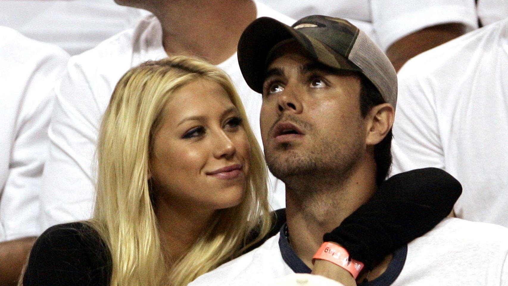 Anna Kournikova y Enrique Iglesias se convertirán en padres por tercera vez.