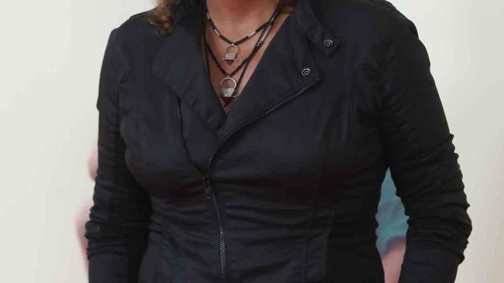 La cantante Rosana asegura que está bien en Colombia.