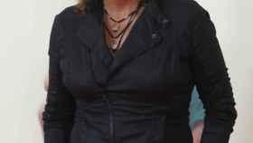 La cantante Rosana.
