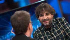 Jordi Évole, este miércoles en 'El Hormiguero'.