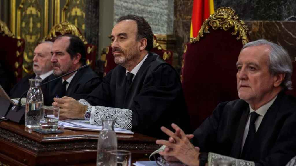 Tribunal del 'procés'./