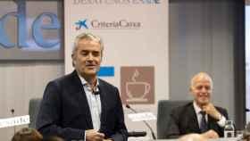 Iñaki Ereño, de Sanitas, y Mario Lara, de Esade.