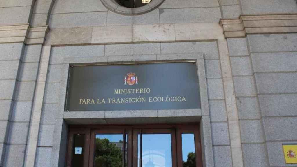 La sede del Ministerio para la Transición Ecológica y el Reto Demográfico.