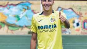 Iván Morante, la perla del Villarreal