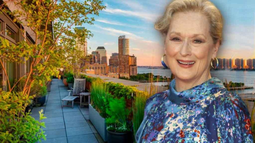 Meryl Streep ha conseguido vender su ático de lujo en Nueva York.