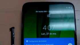 El Motorola G Stylus es real: primeras fotografías filtradas