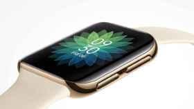 Así es el primer reloj inteligente de Oppo