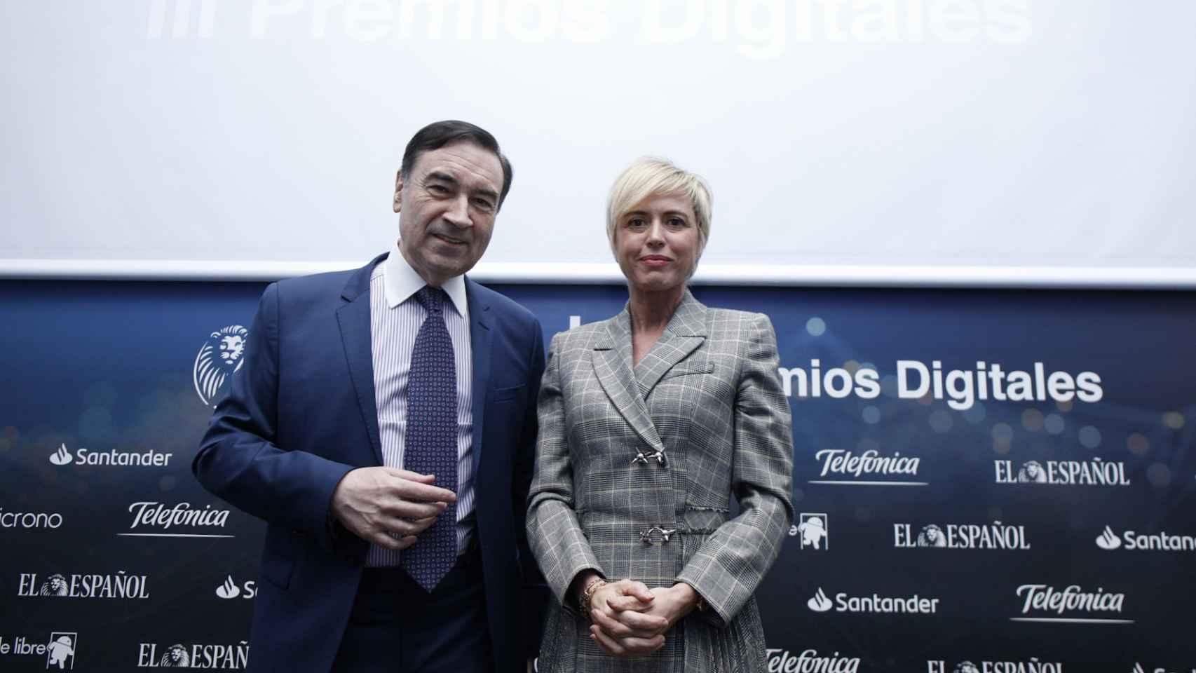Entrega III Premios Digitales retratos y momentos de la gala