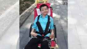 Yan Cheng en una imagen difundida en redes sociales.