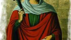 Santa Marcela.
