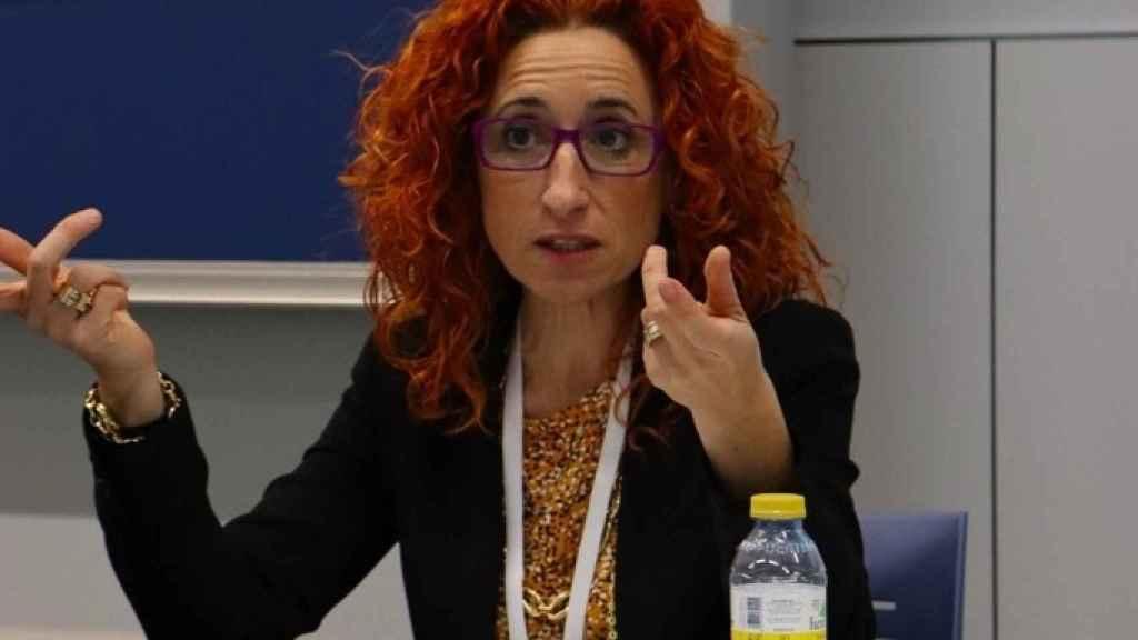 Antonia Linde, investigadora de la Universitat Oberta de Catalunya.