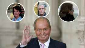 Los hijos ilegítimos de Juan Carlos I confían en que se les reconozcan