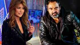 Gema López y Antonio Pardo, en un montaje de Jaleos.