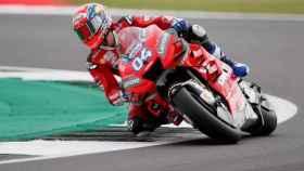 Dovicioso a lomos de una Ducati