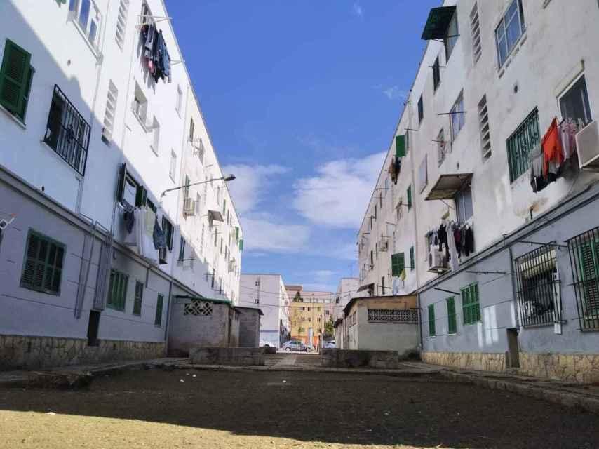 La violación de la niña de 13 años se produjo en un piso de Camp Redó, uno de los barrios más deteriorados de Mallorca.