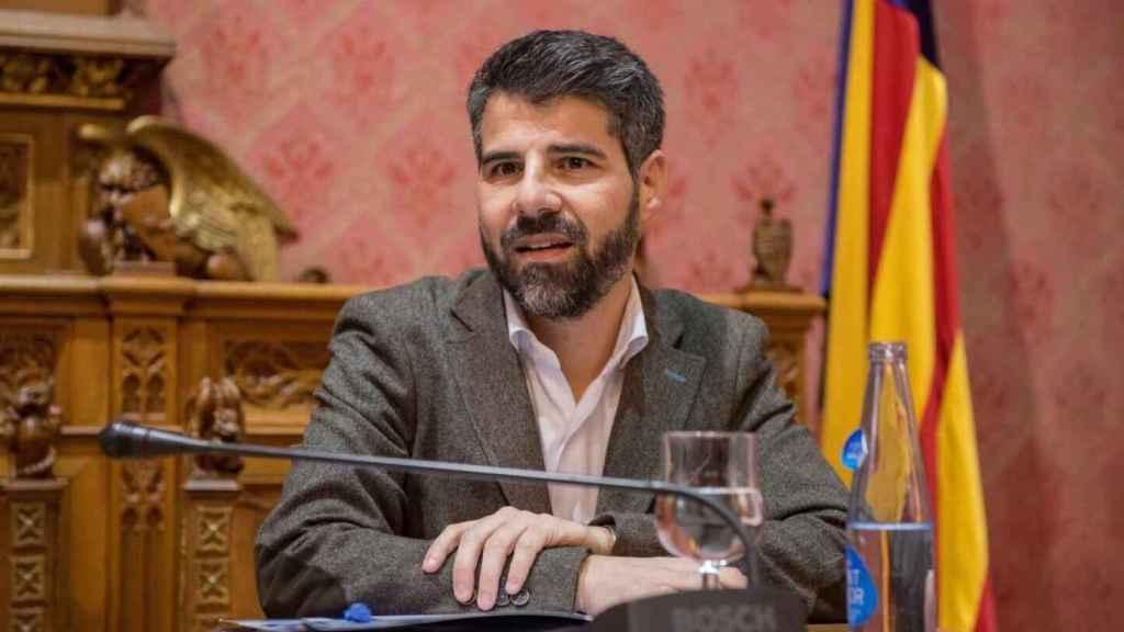 Javier de Juan, presidente del Instituto Mallorquín de Asuntos Sociales.